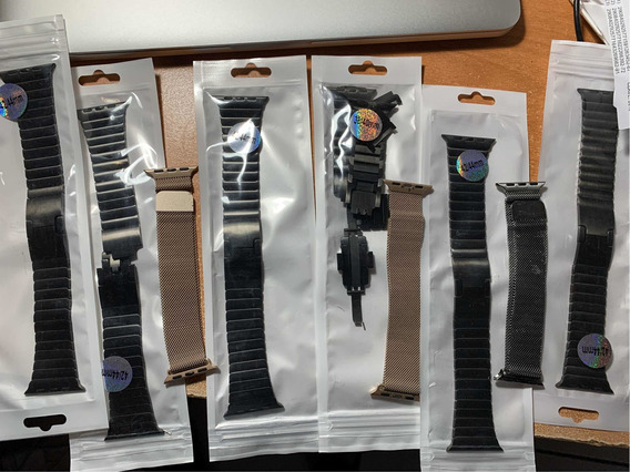 Lote De Extensibles Apple Watch