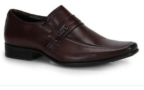 Sapato Social Masculino Jota Pe Air King 45022 Couro Pelica