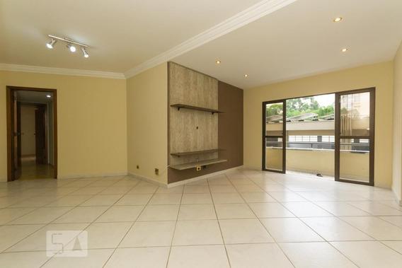Apartamento No 2º Andar Com 3 Dormitórios E 2 Garagens - Id: 892987104 - 287104