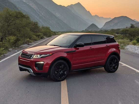 Range Rover Evoque Se Dynamic 2.0 2017 Royalmotors