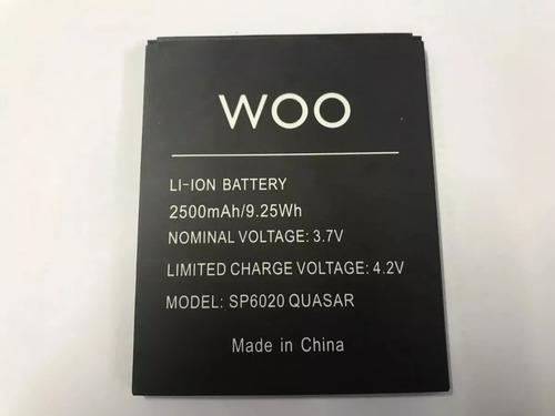 Bateria Woo Quasar Sp6020