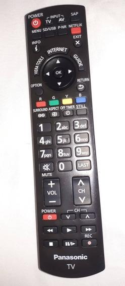 Controle Remoto Tv Panasonic Tc-l42u30b Produto É Original