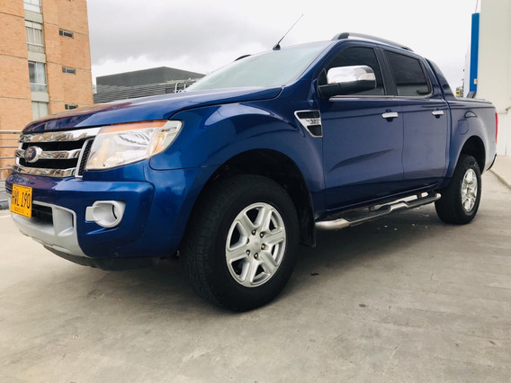 Ford Ranger Limited 2014 Automática Diesel 3200cc 4x4