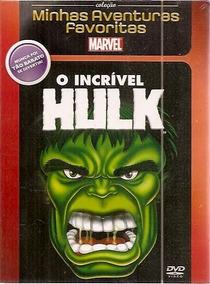 Incrível Hulk, O (coleção Minhas Aventuras Favoritas Marvel)