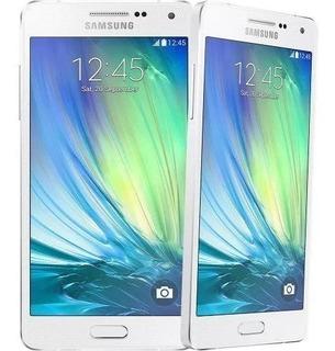 Smartphone Samsung Galaxy A7 4g Duos Branco Dual - Vitrine