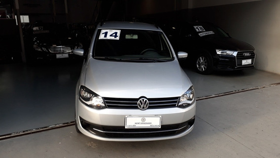 Volkswagen Spacefox 1.6 Trend Total Flex 5p 2014