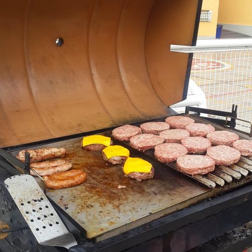 Parrilla Asado Carne Premium Catering Evento Chef
