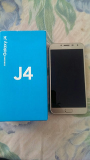 Samsung J4 Plus 32gb Doble Sim Con Su Caja Y Factura