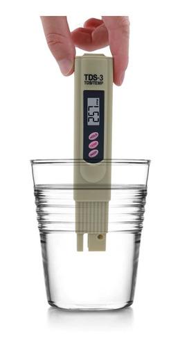 Probador Medidor Calidad Del Agua Tds  Solidos Disueltos