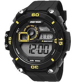 Relógio Mormaii Mo2019/8y Esportivo Digital Acqua 100m - Nf