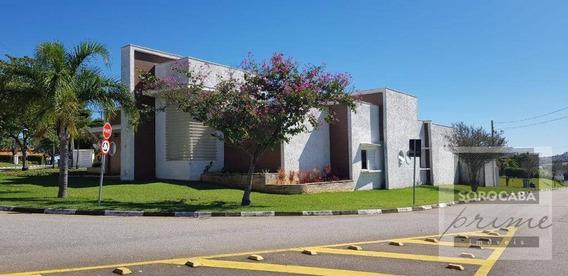 Casa Com 3 Dormitórios À Venda, 350 M² Por R$ 1.600.000 - Condomínio Fazenda Imperial - Sorocaba/sp. - Ca0049
