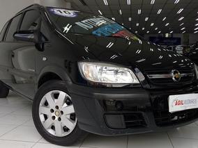Chevrolet Zafira 2.0 Aut. Expression Único Dono 2010 Preta