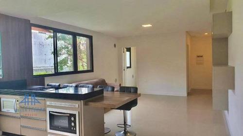 Imagem 1 de 7 de Apartamento À Venda, 87 M² Por R$ 773.500,00 - Canasvieiras - Florianópolis/sc - Ap3443