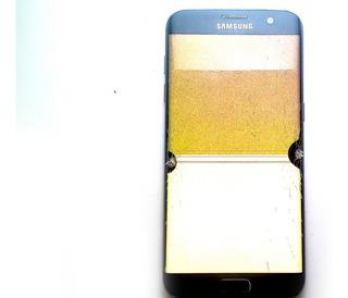 Samsung Galaxy S7 Edge 32 Gb Imei Activa Modulo Dañado