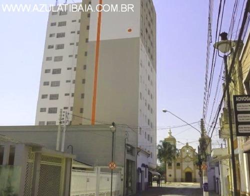 Apartamento No Centro De Atibaia,  Em Frente Igreja Do Rosário,   Próximo A Tudo! - Ap00054 - 34844705