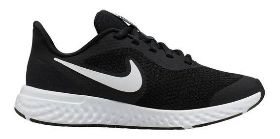 Zapatillas Nike Revolution 5 (gs) Niños Bq5671-003