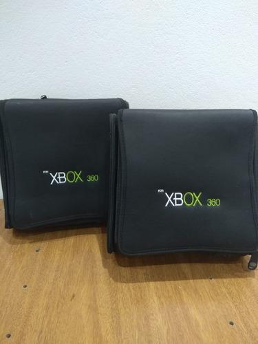 Imagen 1 de 2 de Estuche Para Consola Xbox 360