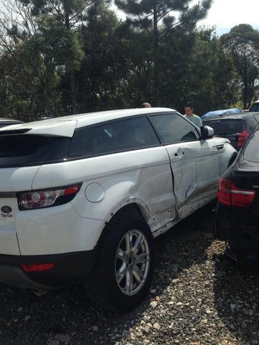 Sucata Land Rover Range Evoque Peças Motor Cambio Porta