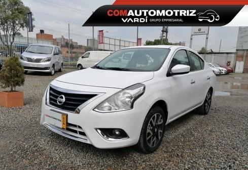 Nissan Versa Advance Id 38289 Modelo 2019