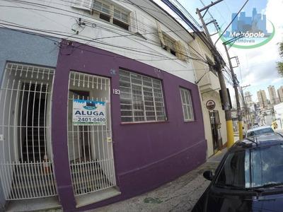 Casa Comercial - Centro - Guarulhos/sp - Ca0894
