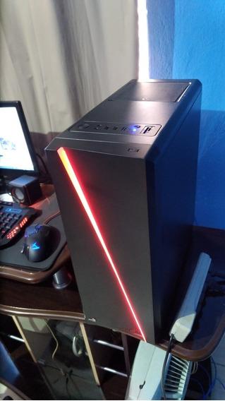 Pc Gamer 8gb, Placa De Vídeo Gtx 1050 Ti, Core I5, 1tb De Hd