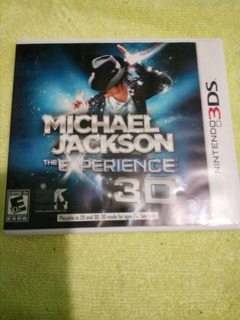 Michael Jackson The Experiencia 3ds