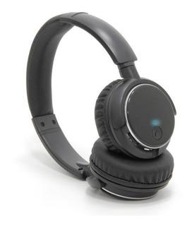 Head Phone Bluetooth Com Entrada Para Micro Sd E Radio Fm