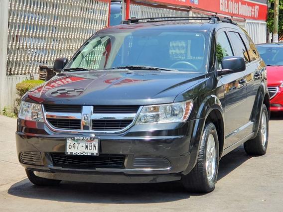 Journey 2009 Se Factura De Agencia Unica Dueña Acepto Auto!!