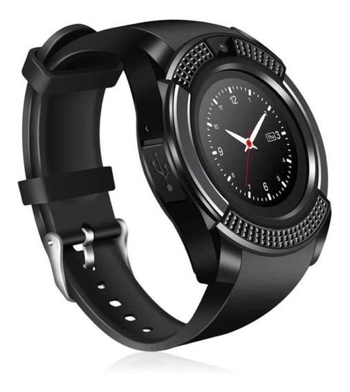 Reloj Inteligente Smart Watch Touch V8 Celular Camara Musica