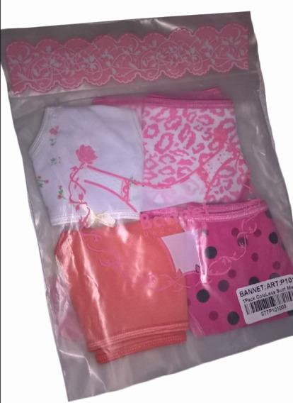 Pack Bombacha Colaless Importada Bannet Underwear