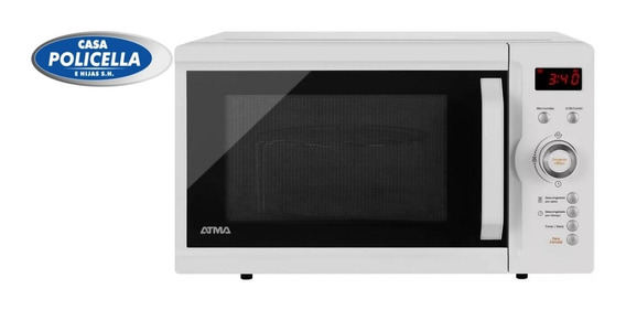 Microondas Atma Md1723gn Digital 23 Lts