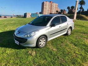 Peugeot 207 1.4 U$s 6500 Y Cuotas