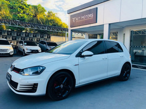 Volkswagen Golf Gti - Interior Xadrez - Ipva 2018 Pago!