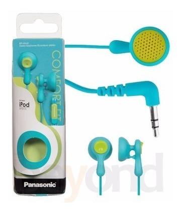 Audifono Panasonic Rp-hv41 Originales Sólo 12 Americanos