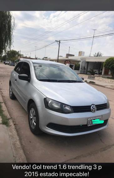 Volkswagen Gol 1.6 Trend