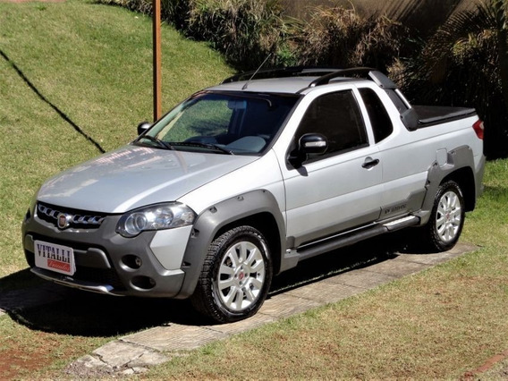 Fiat Strada Adventure Locker Ce 1.8 Flex