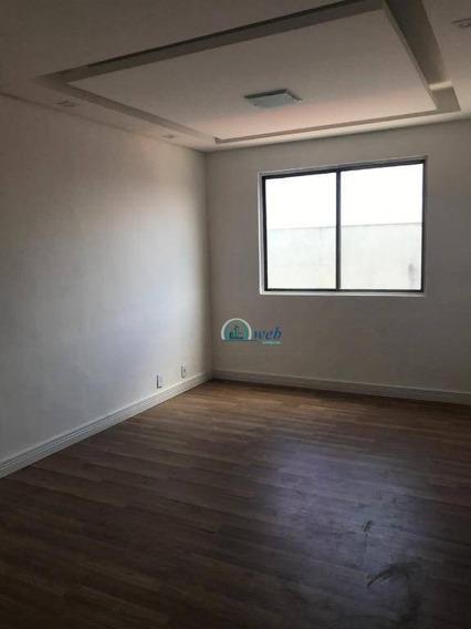 Apartamento Com 2 Dormitórios À Venda, 61 M² Por R$ 185.000,00 - Jardim Alzira Franco - Santo André/sp - Ap4927