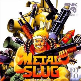 Patch Metall Slug 6 Play2