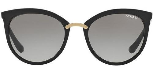 eaa9fa712 Óculos De Sol Vogue 5122sl Preto W4411 Feminino - R$ 358,20 em ...