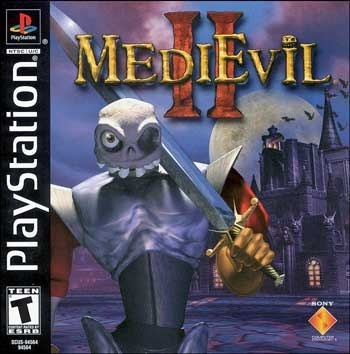Inbox Patchs Medievil Ii 2 Playstation One Ps1 Psx Pc E *ps2