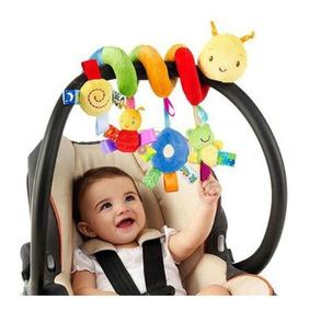 Móbile Espiral Multiuso Para Berço E Carrinho De Bebê
