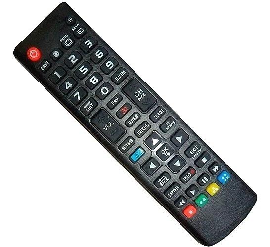Controle Remoto Tv Lcd / Led LG Akb73975709 1ª Linha