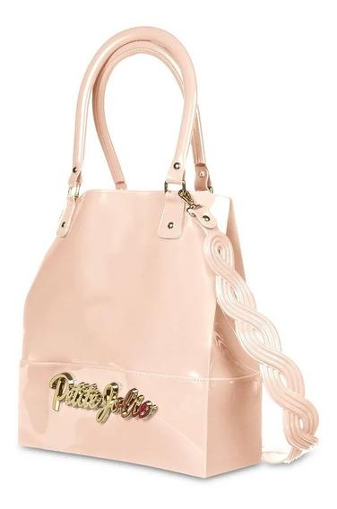 Bolsa Pj4517 Shopper Feminina Petite Jolie Várias Cores