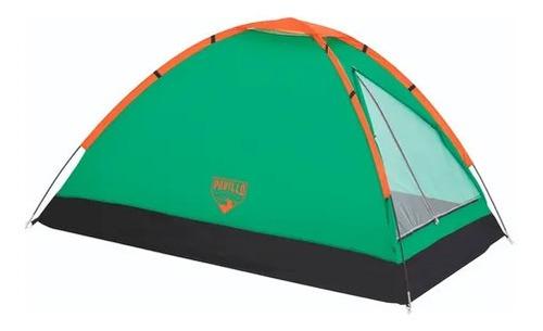 Carpa Monodomo 2 Plazas Bestway 145x205cm Bolso Camping