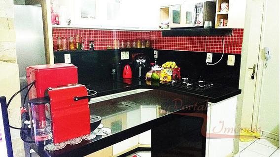 Apartamento A Venda Bairro Sumaré Caraguatatuba - Sp. - 4085-1