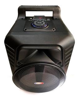 Bafle Potenciado 8 Bateria Usb Bt Recargable Musicapilar