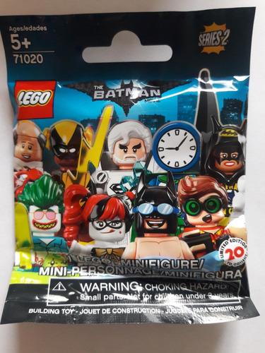 Lego Minifiguras  The Batman Movie- Series 2