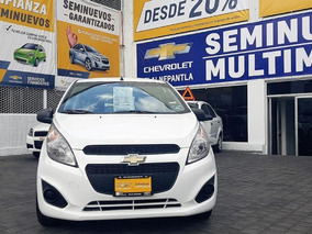 Chevrolet Spark 5p Lt L4/1.4 Man