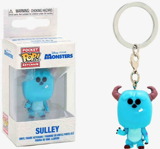 Funko Pop Keychain Monsters Inc Sulley