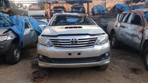 Sucata Toyota Hilux Sw4 3.0 2014 Para Retirada De Peças
